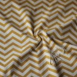 Interlock Jersey Chevron sun
